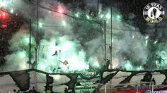 Ultras World in Athens - Panathinaikos vs Olympiakos (22.02.2015)