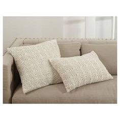 The Deny Designs throw pillow is for the home decor enthusiast or interior design novice - throw pillows add an element of fun to any room. Our pillow is made from a medium weight woven indoor/outdoor material, with mildew resistant and color fade fabric. This pillow is perfect for any space.