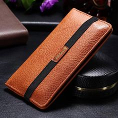ARTISOME Universal PU Leather Wallet Case Men Female Women Purse Credit Card Holder Phone Bag Case For iPhone 5 5S 6 6S 7 Plus