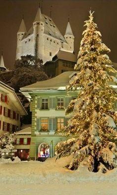 Christmas in Thun, Switzerland