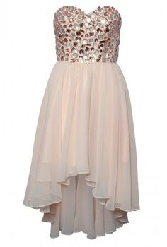 Although I got a few months still, this would definitely be cute for a 21st birthday dress!