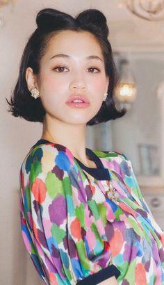 kawaii-sexy-love: Kiko Mizuhara 水原希子