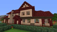 Modeled after a house for sale where I live 16