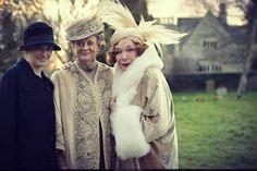 I love this pic! Downton Abbey ~Farmhouse Junk