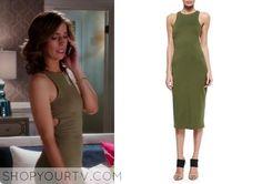 Devious Maids: Season 3 Episode 4 Marisol's Dress
