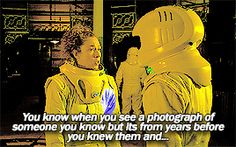 Doctor who and river song