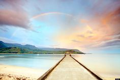 17 Photos of Hawaii Rainbows To Brighten Your Day //Manbo