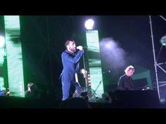 MARCO MENGONI - #PRONTOACORRERE- L'ESSENZIALE TOUR,RONCIGLIONE,23/8/2013 - YouTube