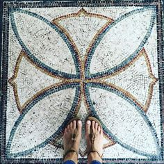 Nights In White Satin. #ihaveathingwithfloors#ihavethisthingwithtiles#ihavethisthingwithfloors#carrelage#design#mosaic#fromwhereistand#fwis#fwisfeed#feet#floor#igers#instagood#jj#lookyfeets#lookingdown#pattern#perspective#singaporegypsy#sandals#shoefie#shoestagram#tiles#tileaddiction#viewfromthetop#floorsthatilove#amazingfloorsandwanderingfeet by singaporegypsy