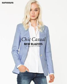 Chich Casual Blazer Collection | Sumissura.com