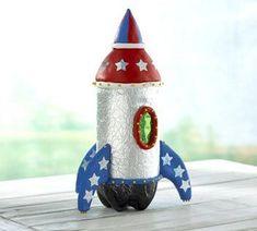 Image result for diy space rocket