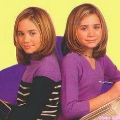 Ashley Mary Kate Olsen, Ashley Olsen, Michelle Tanner, Olsen Twins Style, Black Taps, It Takes Two, Full House, Aesthetic Vintage, Pretty People