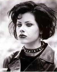 Fairuza Balk is as famous for her unbalanced portrayal of a viciously sinister and twisted with in the movie Craft as she is for her crossovers to the dark side in real life. We loved her in that movie and in real life. Oh and her name too, fits perfectly!