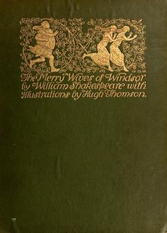 The merry wives of Windsor (1910)