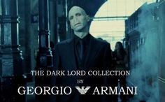 The Dark Lord collection.