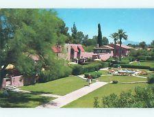 Unused 1980's ARIZONA INN MOTEL Tucson Arizona AZ s2292