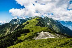健行筆記 - 【台灣百岳之美】彩色奇萊 Mt.Chilai, Taiwan