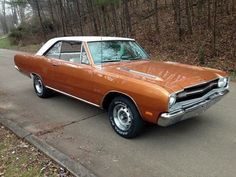 Learn more about Fresh Copper: Restored 1969 Dodge Dart GTS on Bring a Trailer, the home of the best vintage and classic cars online. 60s Muscle Cars, Muscle Cars For Sale, Best Classic Cars, Classic Cars Online, Dodge Dart Demon, Classic Chevy Trucks, Vintage Trucks, Car Humor, Mopar