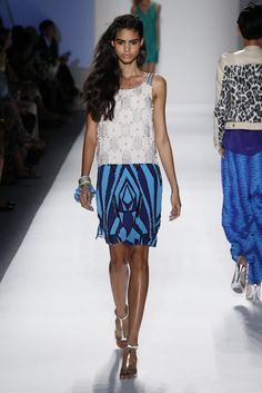 Tracy Reese RTW Spring 2013