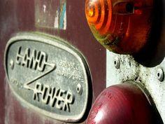 Land Rover badge. #LandRover