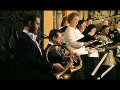 J.S. Bach - Christmas Oratorio BWV 248  Beautiful, amazing, God-glorifying!  Sir John Eliot Gardiner with the Monteverdi Choir and English Baroque Soloists. Check out the amazing baroque instruments!