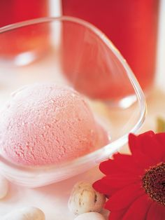 Create a rose water ice cream, a Middle Eastern delicacy, in your own kitchen.