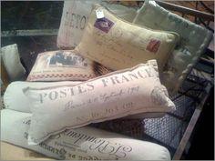 postage pillows