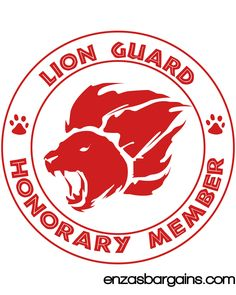 The Lion Guard: Return of the Roar Free Downloadable Badge