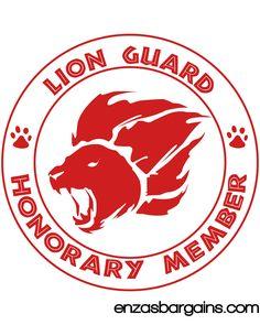 The Lion Guard FREE Printable