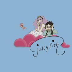 princess jellyfish (jellyfish logo) by sd772