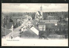 Thalkirchen, postcard 1920