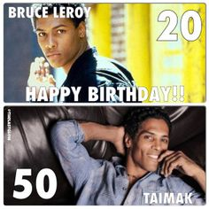 Happy Birthday Taimak Guarriello 50 years old & looking like he can still catch bullets wit his teeth! #BruceLeroy #TheLastDragon @iamtaimak http://www.thelastdragontribute.com/real-bruce-leroy-turns-50-still-looks-like-the-last-dragon/