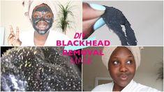 DIY CHARCOAL NASTY BLACKHEAD REMOVAL MASK!!! #CharcoalMask Blackhead Mask, Blackhead Remover, Diy Charcoal Mask, Charcoal Mask Benefits, Avocado Face Mask, Happy Skin, Puffy Eyes, Skin Firming, Masks