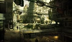 post apocalyptic japan - Google Search