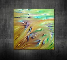 Sublimation 50x50 cm Original Abstract Paintings di DePalmaPainter