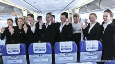 China Southern Airlines Australian Cabin Crew