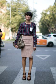 best street style looks milan fashion week