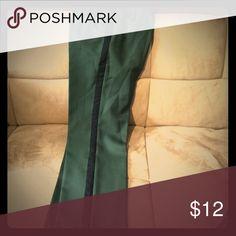 Army green women's pants Army green dress pants Pants Trousers