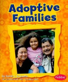 Families come in so many different varieties! This nonfiction/informational book celebrates the diverse family groups that make up our world.