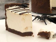 Käsekuchen und Schokolade für Halloween - MisThermorecetas