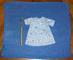 Baby Burial Gown Patterns | Baby Doll with Micro Preemie Bunting