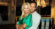 Jennie Garth e Luke Perry come Kelly e Dylan: i protagonisti di Beverly Hills si sono innamorati