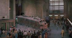 Train Crash in Chicago, 1976
