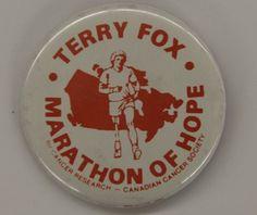 Terry Fox Marathon of Hope | saskhistoryonline.ca