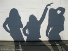 A photo shoot with my best friends today that I took the pictures for! Love the silhouette pictures!