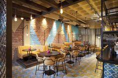 Las Iguanas (Woking, UK), Multiple Restaurant  B3 Designers