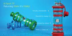 i9bottle   Vitaal water