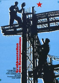Großbaustellen des Kommunismus. Fotoausstellung. Territoriale Produktionskomplexe in der UdSSR!  1978