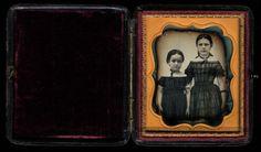 1-6-Daguerreotype-Cute-Little-Girls-Boston-School-Full-Case