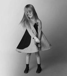 Nununu black dress